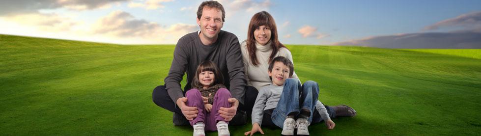 Assicurazioni famiglia